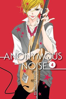 ANONYMOUS NOISE GN VOL 04