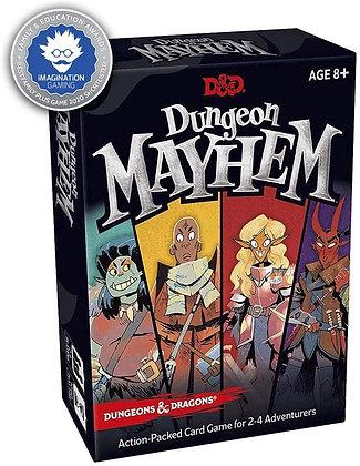 DUNGEONS & DRAGONS: DUNGEON MAYHEM D&D