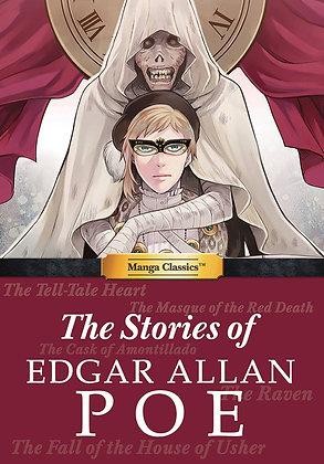 MANGA CLASSICS STORIES OF EDGAR ALLAN POE GN