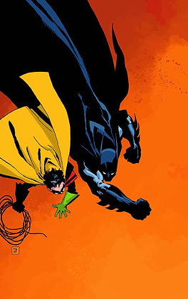 BATMAN DARK VICTORY TP NEW ED