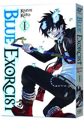 BLUE EXORCIST GN VOL 01