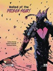 BALLAD OF THE BROKEN HEART GN