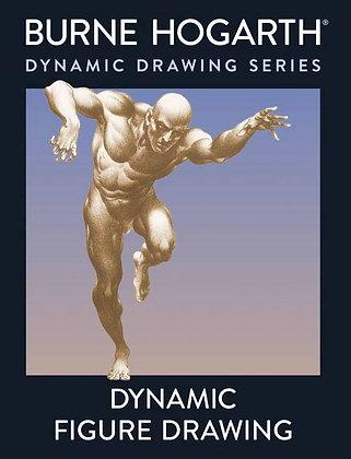 HOGARTH DYNAMIC FIGURE DRAWING NEW PTG