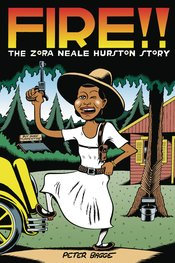 FIRE THE ZORA NEALE HURSTON STORY HC