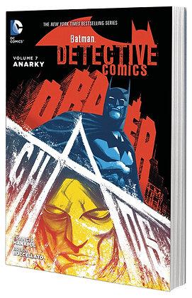 BATMAN DETECTIVE COMICS TP VOL 07 ANARKY