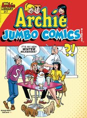 ARCHIE JUMBO COMICS DIGEST #317