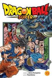 DRAGON BALL SUPER GN VOL 13