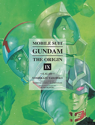 MOBILE SUIT GUNDAM ORIGIN HC GN VOL 09