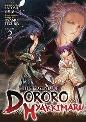 LEGEND OF DORORO & HYAKKIMARU GN VOL 02 (MR)