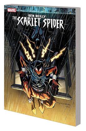 BEN REILLY SCARLET SPIDER TP VOL 03 SLINGERS RETURN