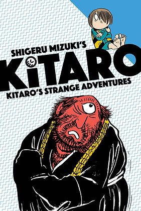 KITARO GN VOL 04 KITAROS STRANGE ADVENTURES