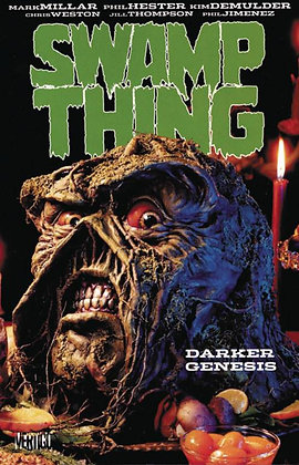SWAMP THING DARKER GENESIS TP (MR)