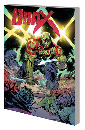 DRAX TP VOL 01 THE GALAXYS BEST DETECTIVE