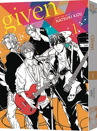 GIVEN GN VOL 01
