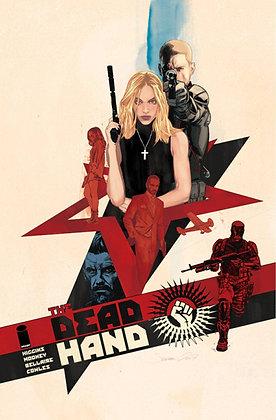 DEAD HAND TP VOL 01 COLD WAR RELICS