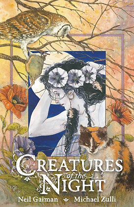 CREATURES OF THE NIGHT HC
