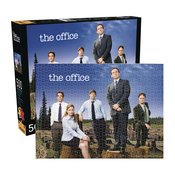 AQUARIUS THE OFFICE FOREST 500 PC PUZZLE