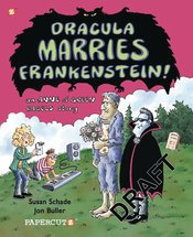 DRACULA MARRIES FRANKENSTEIN GN