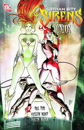 GOTHAM CITY SIRENS HC VOL 01 UNION