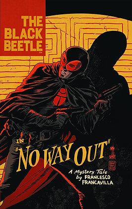 BLACK BEETLE NO WAY OUT HC VOL 01