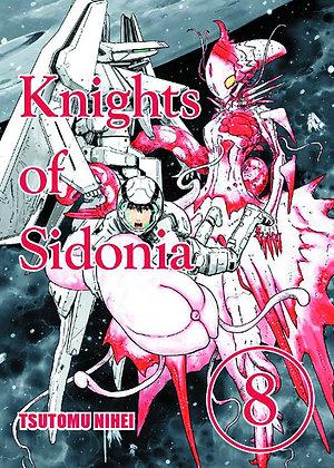 KNIGHTS OF SIDONIA GN VOL 08