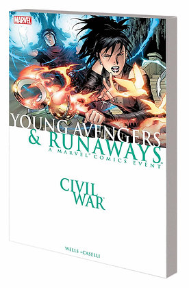 CIVIL WAR YOUNG AVENGERS AND RUNAWAYS TP NEW PTG