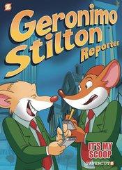 GERONIMO STILTON REPORTER HC VOL 02 ITS MY SCOOP