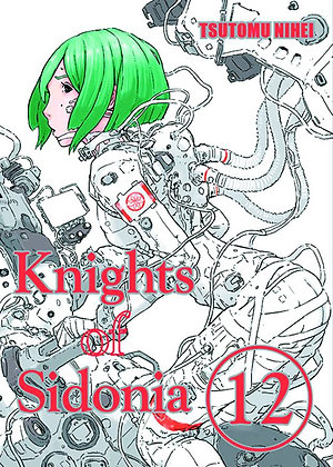 KNIGHTS OF SIDONIA GN VOL 12