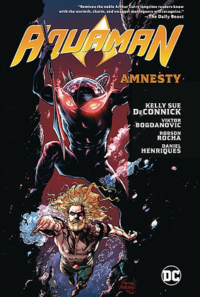 AQUAMAN VOL 02 AMNESTY TP