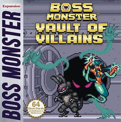 Boss Monster Vault of Villains