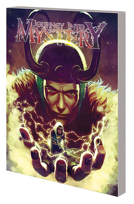 JOURNEY INTO MYSTERY BY GILLEN TP VOL 02 COMPLETE COLLECTION