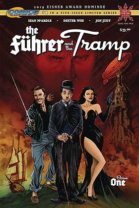 FUHRER AND THE TRAMP #1 (OF 5)