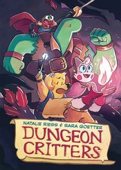 DUNGEON CRITTERS SC GN