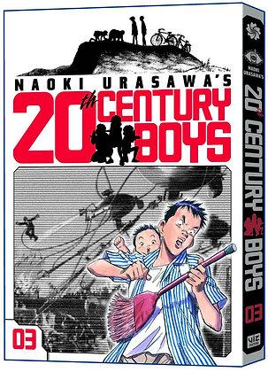 NAOKI URASAWA 20TH CENTURY BOYS GN VOL 03 (C: 1-0-0)