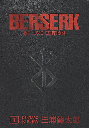 BERSERK DELUXE EDITION HC VOL 01 (MR)