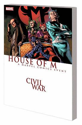 CIVIL WAR HOUSE OF M TP