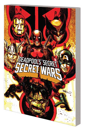 DEADPOOLS SECRET SECRET WARS TP