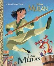 I AM MULAN LITTLE GOLDEN BOOK