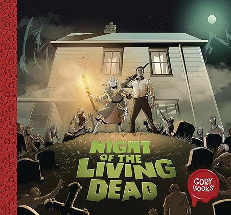 GORY BOOKS VOL 01 NIGHT OF THE LIVING DEAD CVR A