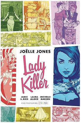 LADY KILLER LIBRARY ED VOL 01