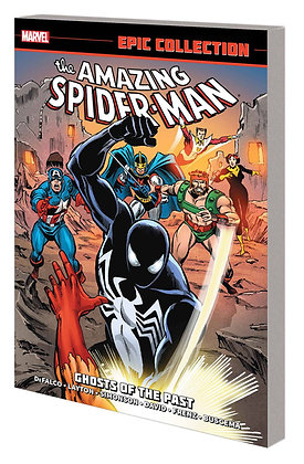 AMAZING SPIDER-MAN EPIC COLLECTION TP GHOSTS OF THE PAST