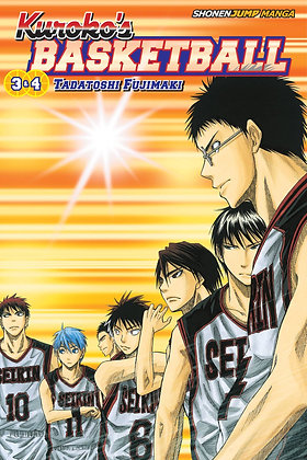 KUROKOS BASKETBALL 2IN1 TP VOL 02