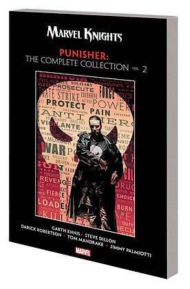 MARVEL KNIGHTS PUNISHER BY ENNIS COMPLETE COLLECTION TP VOL 02