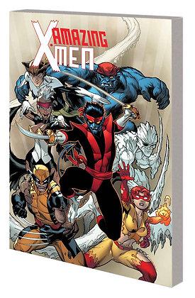 AMAZING X-MEN TP VOL 01 THE QUEST FOR NIGHTCRAWLER