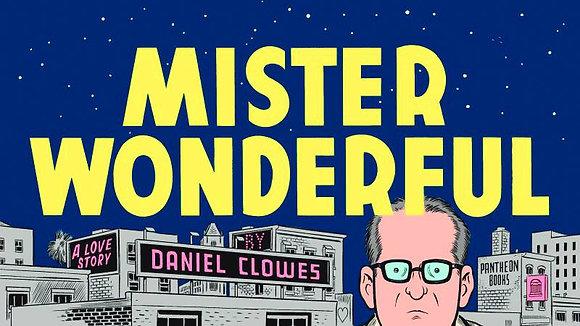 DAN CLOWES MISTER WONDERFUL A LOVE STORY TP