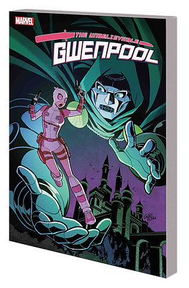 THE UNBELIEVABLE GWENPOOL TP VOL 05 LOST IN THE PLOT