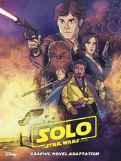 STAR WARS SOLO GN