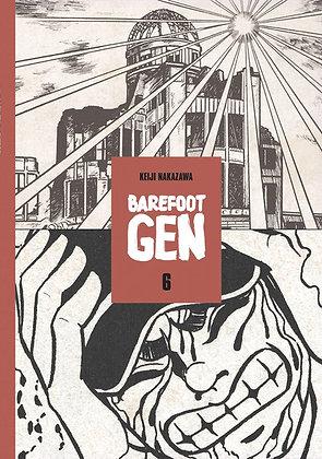 BAREFOOT GEN GN VOL 06