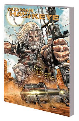 OLD MAN HAWKEYE TP VOL 01 AN EYE FOR AN EYE