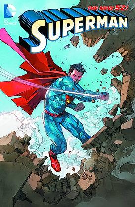 SUPERMAN TP VOL 03 FURY AT WORLDS END (N52)